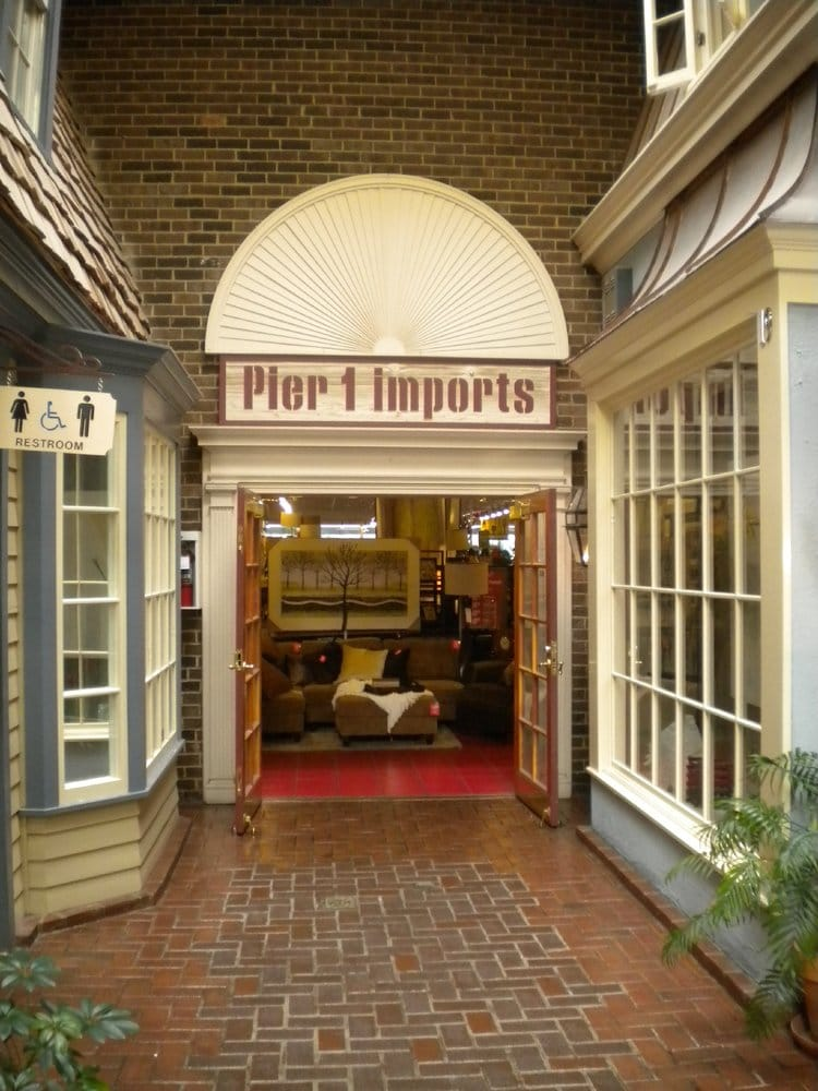 Pier 1 Imports Furniture Stores Chickasaw Oaks