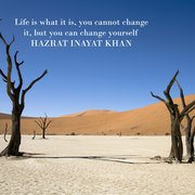 Life is life but we can change how we…