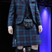 Red Hackle Tartan Outfit