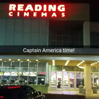 Home & Showtimes - Town Square - Reading Cinemas