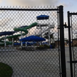 Pirates Bay Water Park Swimming Pools Baytown Tx