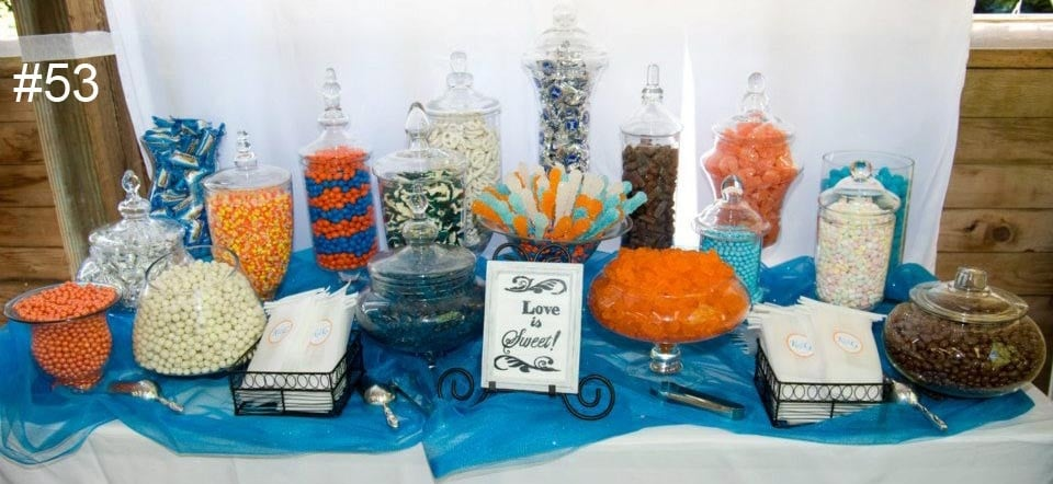 Monroe (WA) United States  city pictures gallery : Sweet Buffet Lady Monroe, WA, United States. Orange, blue and silver ...