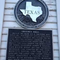 Gruene Hall Music Venues New Braunfels TX Reviews Photos Yelp