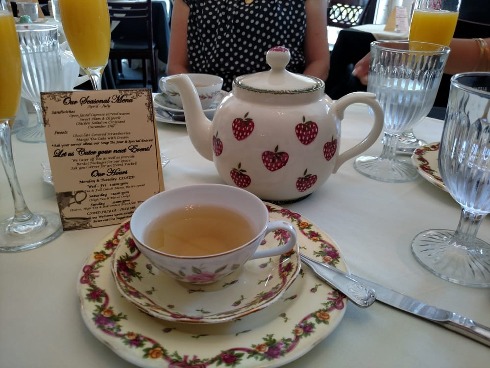 Empress Tea Room Tampa