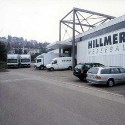 Hillmer Messebau GmbH, Leonberg, Baden-Württemberg