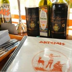 Griechische Restaurant Artemis, Neu-Ulm, Bayern, Germany