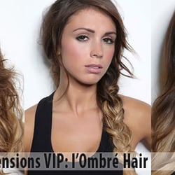 Extensions de cheveux Ombré Hair