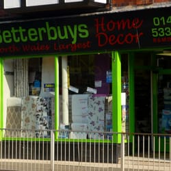 Cake Decor Colwyn Bay : Betterbuys Home Decor - Home Decor - 32-34 Conway Road - Colwyn Bay, Conwy, United Kingdom ...