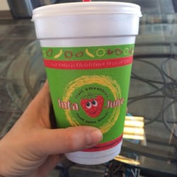 Inta Juice Smoothies logo