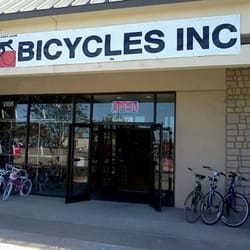 Bikes Inc Fort Worth Bicycles Inc Southlake TX