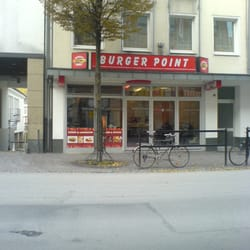 Burger Point, Paderborn, Nordrhein-Westfalen, Germany