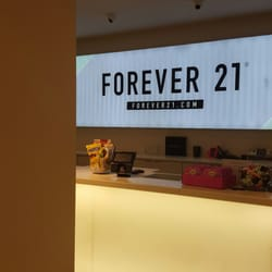 forever 21 34th street number plaques