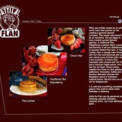 Attila the Flan - Deserts and introduction - Whittier, CA, Vereinigte Staaten