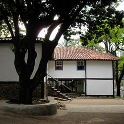 A mansão da época de Curral Del-Rey