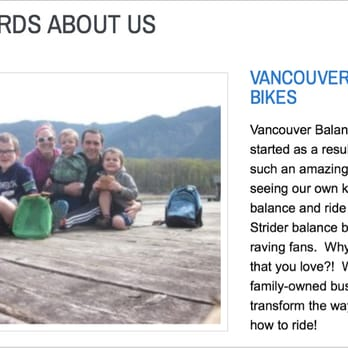 Bikes Vancouver Wa Vancouver Balance Bikes