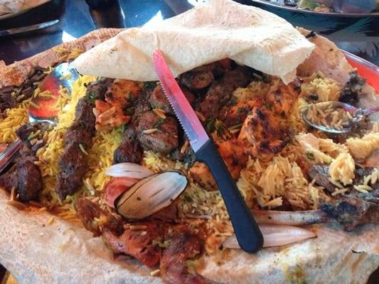 Al bawadi grill bridgeview il yelp for Al bawadi mediterranean cuisine