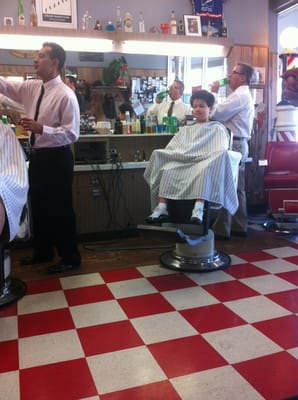 Barber Shop Denver : Leetsdale Barber Shop - Barbers - Southeast - Denver, CO - Yelp