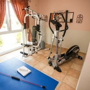 Unser Fitnessraum