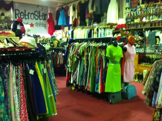 retrostar vintage clothing used vintage consignment