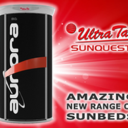 Brand Marketing for Ultra Tan UK / Sunquest Tanning Solutions
