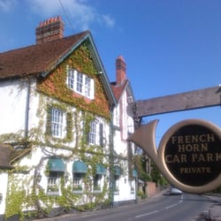 French Horn Hotel, Reading