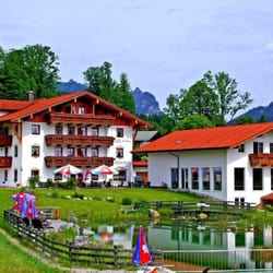 Hotel Reissenlehen, Bischofswiesen, Bayern, Germany