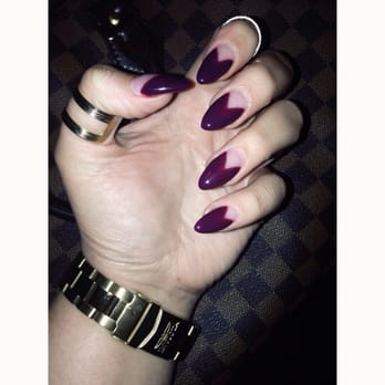, VA, United States. My absolute favorite nails! Gel nails by Lisa
