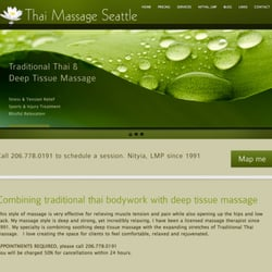 Thai massage Aabenraa biograf seattle wa