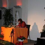 Licht aus der Jurte, Wien