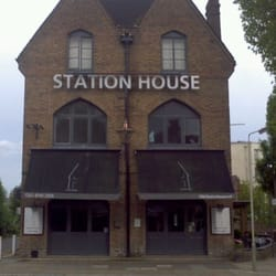 Old Station House, London