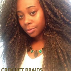 Crochet Braids In Brooklyn : Shay The Naturalist - Brooklyn, NY, United States. Crochet braids