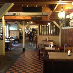 A proper British pub.