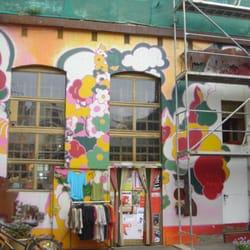 Mrs. Hippie, Leipzig, Sachsen, Germany