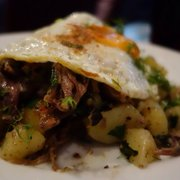 Glorious Guinea Fowl Hash.