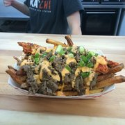 Ka'Chi - Loaded Fries with beef!!!!! - West Chester, PA, Vereinigte Staaten