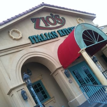 Zio s italian kitchen italian restaurants westside for Zios italian kitchen