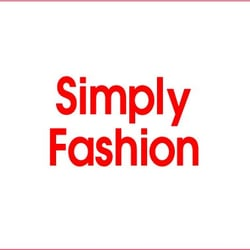 Simply Fashions Clothing Store Website