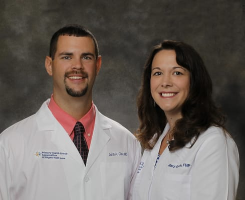 family as primary group At primary health group - short pump, located in the towne center west shopping center in the virginia eye institute building, we offer comprehensive healthcare services for every member of your family - at all ages and stages of life.
