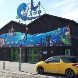 L'Aquarium, Noirmoutier en L'Ile, Vendée