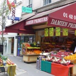 Damien Primeurs, Paris, France