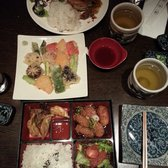 My date had the Chicken donburi...I liked my Chicken teriyaki better but the donburi was delicious as well.