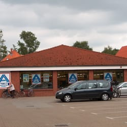 Aldi, Friedland, Brandenburg, Germany