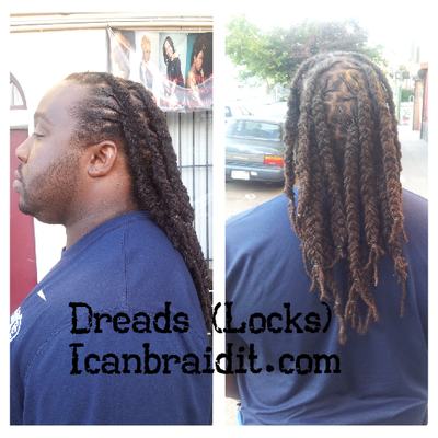 Dreads Braided Styles Styles, braided dreads