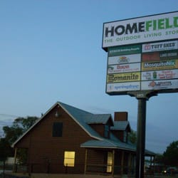 Homefield The Outdoor Living Store logo