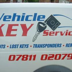 auto locksmith 07811020796