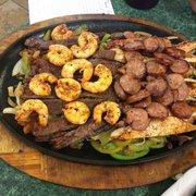Cancun Mexican Restaurant - Parrillada for two! - Port Aransas, TX, Vereinigte Staaten