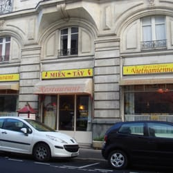 Mien tây - Nantes, France. Façade