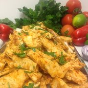 Peri peri chicken for wraps