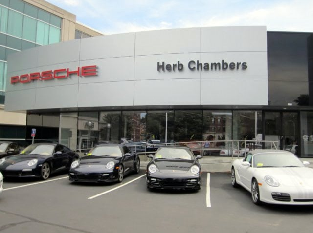 Herb chambers porsche of boston car dealers boston ma for Herb chambers boston honda