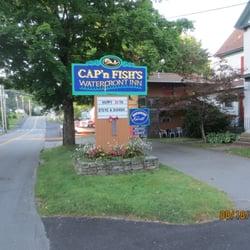 Captain Fish's Motel & Marina - Boothbay Harbor, ME, États-Unis